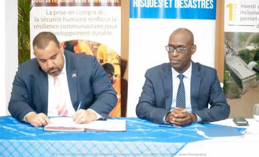 Ouverture de la cinquième réunion de la table sectorielle et thématique risques et désastres