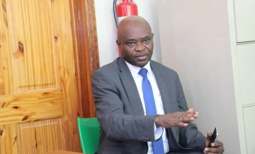 Le Directeur Général du MICT, Mr. Fednel  Monchery visite le bureau de la DIE à Malpasse