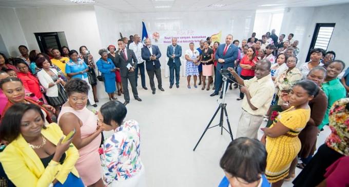 Le Ministère de l'Intérieur et des Collectivités Territoriales a célébré la journée internationale des droits de la Femme