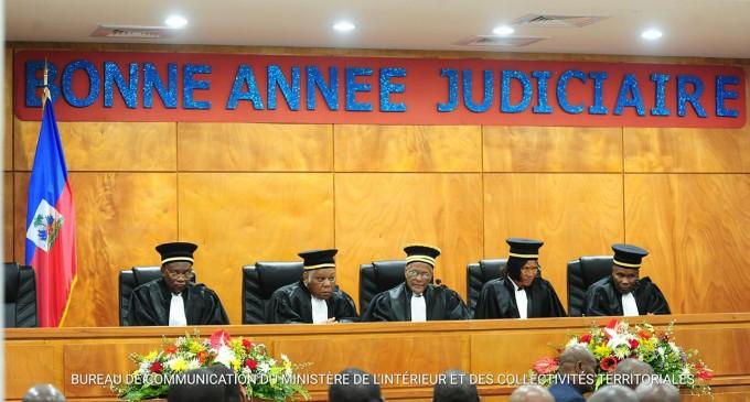 LE MINISTRE BRUNET À LA CÉRÉMONIE DE LA RENTRÉE JUDICIAIRE 2018-2019