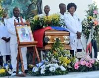 FUNÉRAILLES DU CASEC JOSEPH  MURAT EDOUARD