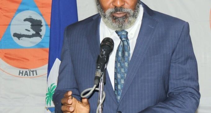 INSTALLATION DU Dr GÉRARD JERRY CHANDLER COMME DIRECTEUR GÉNÉRAL DE LA PROTECTION CIVILE